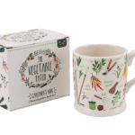 The Vegetable Garden Patch Mug and BoxThe Vegetable Patch Mug and Box