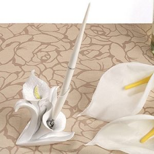 Calla Lily Wedding Pen SetCalla Lily Pen Set