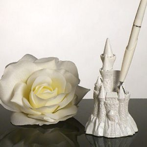 Fairytale Castle Theme Wedding Pen SetFairytale Castle Theme Pen Set