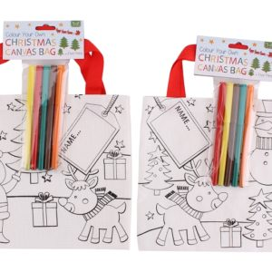 2 Assorted Colour Your Own Christmas Gift Bags2 Assorted Colour Your Own Gift Bags