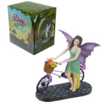 Decorative Cycle Time Collectable Fairy Figurine
