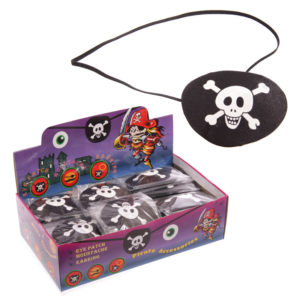 Fun Novelty Kids Pirate Eye Patch