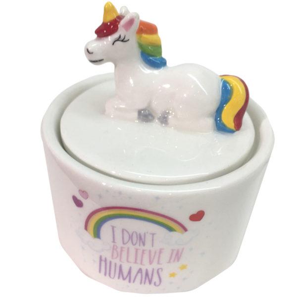 Rainbow Unicorn Jewellery Box