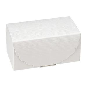 White Silk Secret Box 70x45x35mmWhit Silk Secret Box