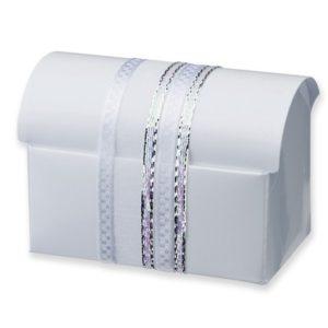 White Chest Box 70x45x52mmWhite Chest Box
