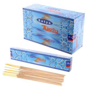 Satya Incense Sticks - Aastha