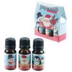 Set of 3 Eden Fragrance Oils - Christmas