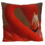 Decorative Flamingo Cushion