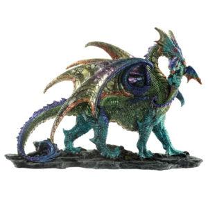 Mother Dragon Fantasy Dragon Figurine
