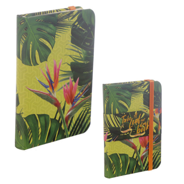 A6 Collectable Hardback Notebook – Tropical Paradise