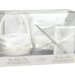 Wedding Set in A Box CreamWedding Set in A Box Cream
