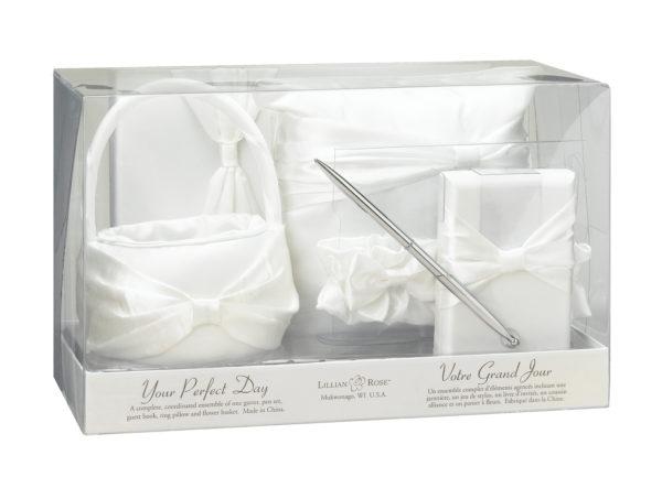 Wedding Set in A Box Cream