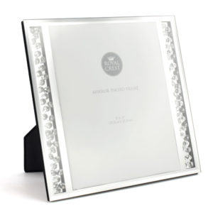 "Royal Crest Mirror Frame 8X10""Royal Crest Mirror Frame 8X10"""