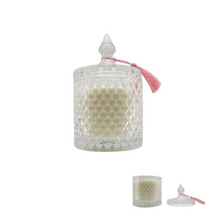 Orchid Blossom Candle JarOrchid Blossom Candle Jar