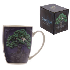 Tree of Life Lisa Parker New Bone China Mug