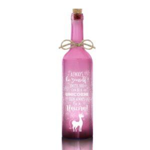 LED Bottle Pink - UnicornLED Bottle Pink - Unicorn