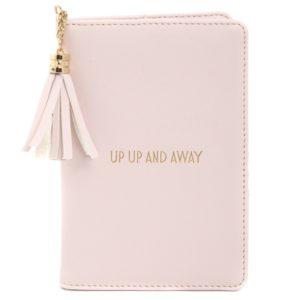 Shine Bright Pink Passport CoverShine Bright Pink Passport Cover