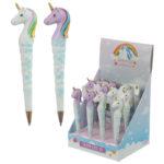 Cute Rainbow Unicorn Novelty Pen