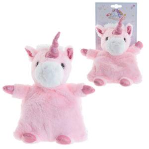 Cute Unicorn Design Snuggables Microwavable Warmer