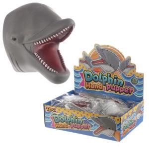 Fun Kids Hand Puppet Dolphin