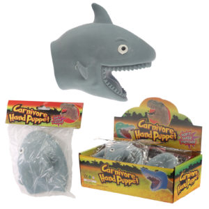 Fun Kids Hand Puppet Shark