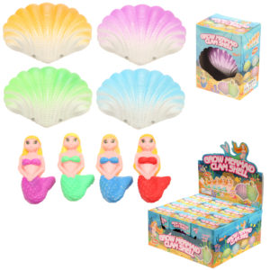 Fun Kids Hatching Mermaid Shell