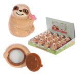 Funky Lip Balm - Cute Sloth Design