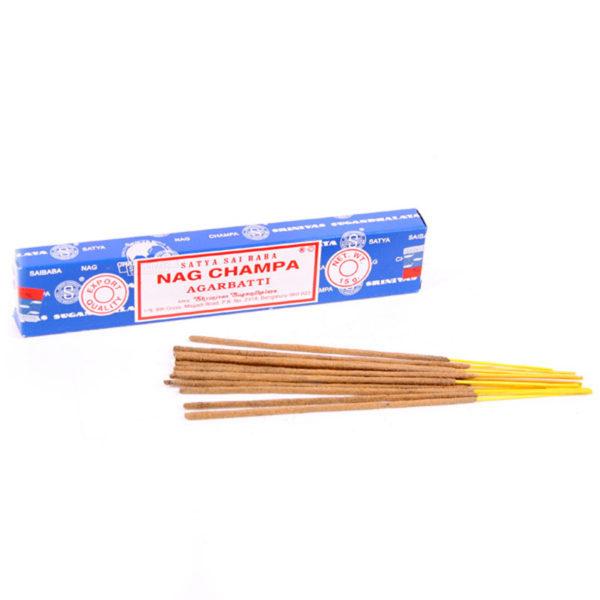 Nag Champa Incense Sicks 15g
