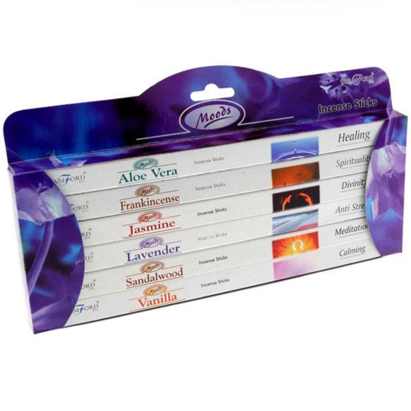 Stamford Incense Sticks 6 Pack