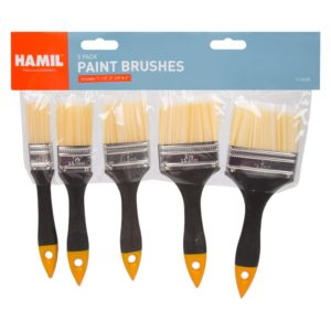 Paint Brush Set - 5 PackPaint Brush Set - 5 Pack