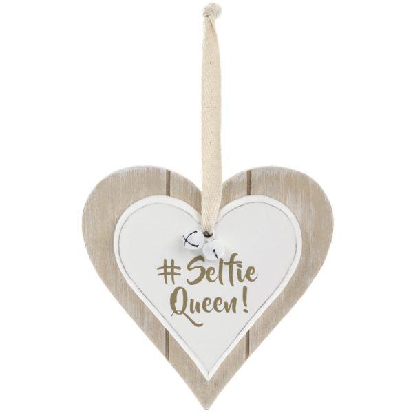 Twin Heart #Selfie Queen