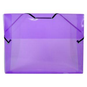 Purple A4 Box FilePurple A4 Box File