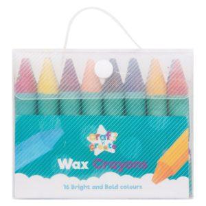 Chunky Wax Crayons - 16 PackChunky Wax Crayons - 16 Pack