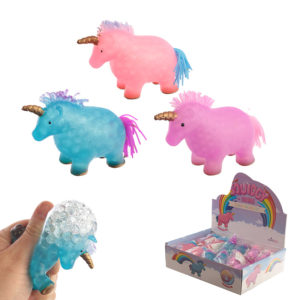 Fun Kids Squeezy Soft Unicorn Toy