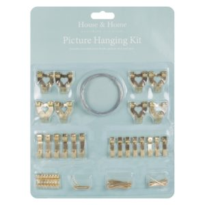 Picture Hanging Kit - 60 PiecePicture Hanging Kit - 60 Piece