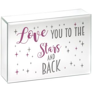Sentiments LED Plaque LoveSentiments LED Plaque Love