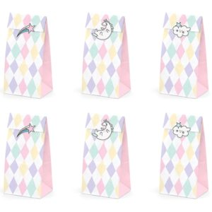 Treat bags Unicorn (1 pkt