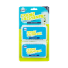 Fridge Freshener - 2 PackThis pack of Fridge Fresheners contains two individual fresheners that help to eliminate fridge odours and eradicate unpleasant smells when placed inside the fridge.  Each fridge freshener in manufactured using safe and non-toxic ingredients and lasts up to 6 months.  Suitable for refrigerators up to 200 litre volume.
