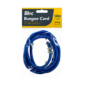Bungee Cord 1.8mThis Bungee Cord is made from strong, hard wearing material that is extra long for a higher load capability.   Each pack contains one bungee cord measuring 1.8m in length, with a max load weight of up to 30kg.