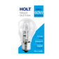 Halogen Clear Light Bulb 42wThis Halogen GLS Clear Light Bulb is suitable for all lamp and light fixtures with a E27