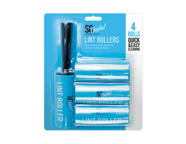 Lint Rollers – 5 Piece