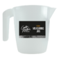 Measuring Jug 2 LitreThis Measuring Jug features an easy to use measurement scale and is complete with a convenient carry handle.   Each jug has a capacity of 2 litres.