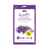 Lavender Scented Vacuum BagThese Lavender Scented Vacuum Bags are perfect space savers and help keep clothes clean and fresh while stored away.   These bags are mould, moisture and moth proof complete with a tight lock seal.   Each bag measures 60cm x 80cm.