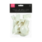 Make Up Sponges - 20 PackThis pack of Make Up Sponges contains twenty sponges that are constructed of expanded latex and help to apply make up easily for a flawless and streak free finish.