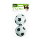 Pet Play Balls - 2 PackThis set of Pet Play Balls contains two balls that are manufactured from safe and non-toxic natural rubber.   Each play ball has a diameter of 6cm and is ideal for all throwing and fetching games.