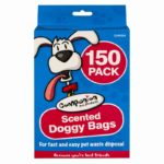Scented Doggy Bags – 150 Pack