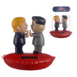 Collectable Love Not War Presidents Solar Powered Pal