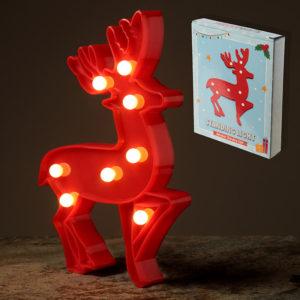Decorative Christmas LED Light - Reindeer