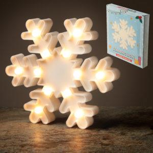 Decorative Christmas LED Light - Snowflake