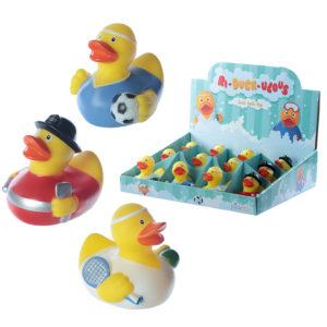 Fun Kids Bath Time Duck Toy